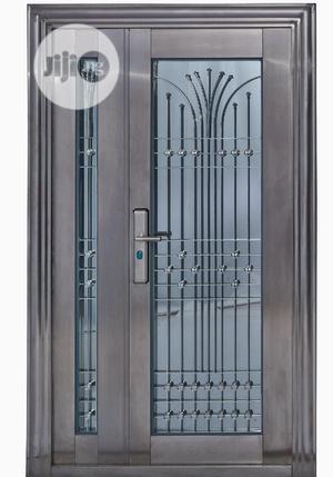 Stainless Glass Door   Doors for sale in Delta State, Warri
