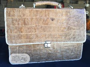 Crocodile Briefcase   Bags for sale in Plateau State, Jos