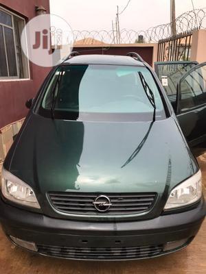 Opel Zafira 2006 1.6 Green | Cars for sale in Oyo State, Ibadan