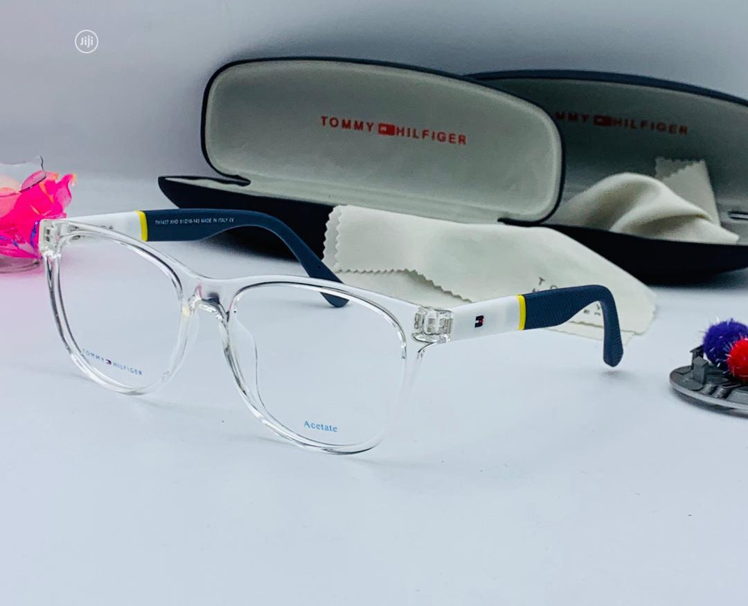 High Quality Tommy Hilfiger Glasses for Unisex | Clothing Accessories for sale in Magodo, Lagos State, Nigeria