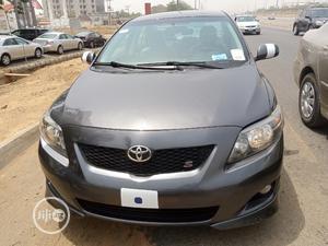 Toyota Corolla 2009 Gray | Cars for sale in Abuja (FCT) State, Gwarinpa
