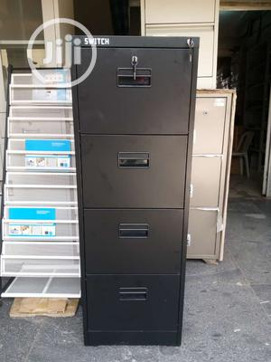 Office Filling Cabinet With Safe Black | Safetywear & Equipment for sale in Abuja (FCT) State, Central Business District