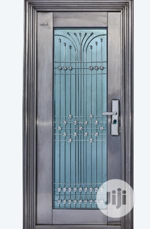 Full Glass Security Door   Doors for sale in Delta State, Warri