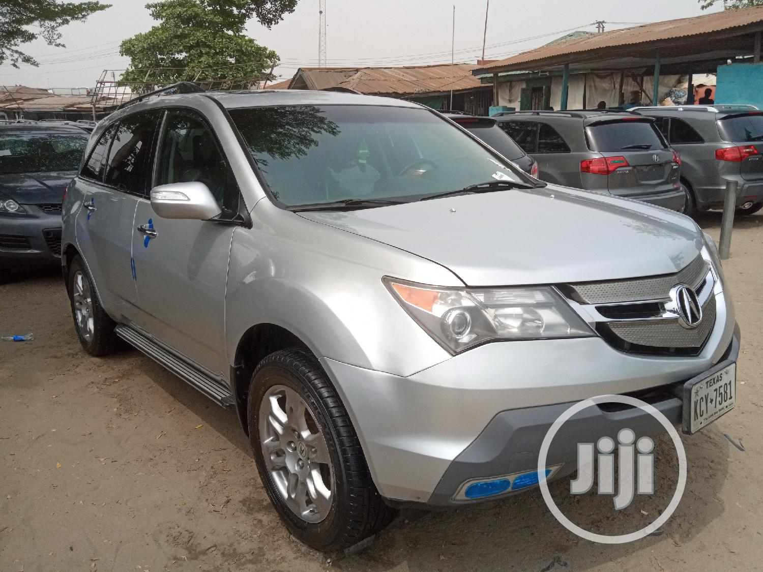 Acura MDX 2009 Silver   Cars for sale in Apapa, Lagos State, Nigeria