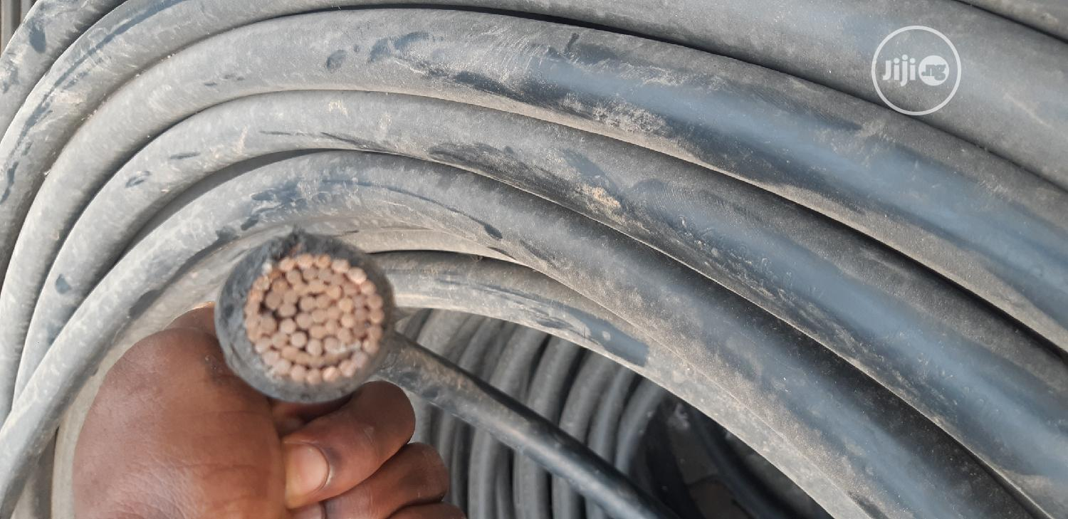 Archive: 300mm Single Armoured Cable