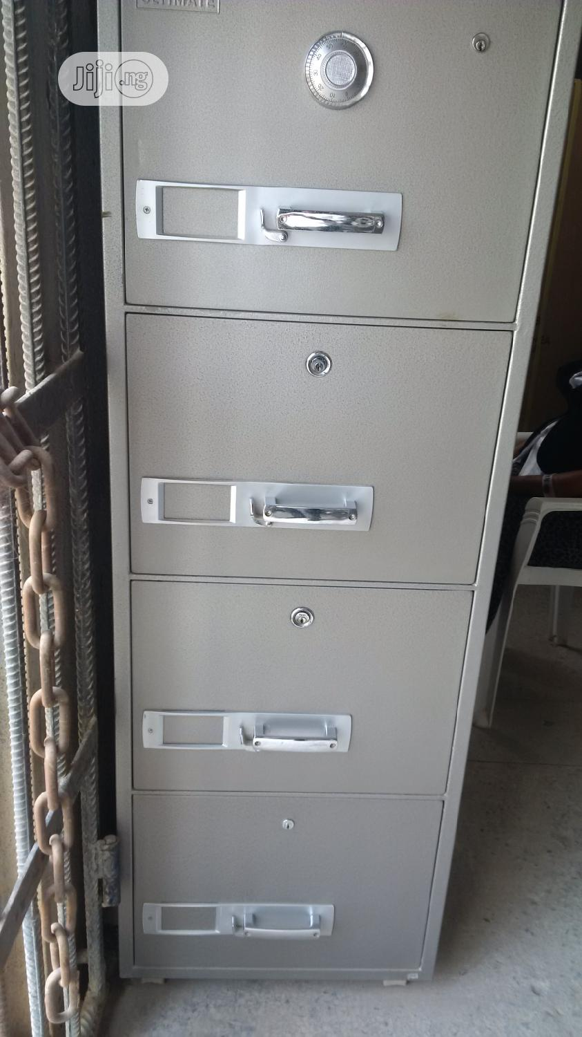4drawers Ultimate Safe