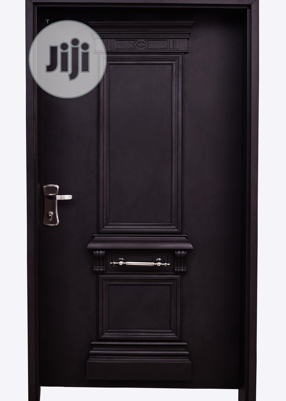 Dav001 Isreali Security Door