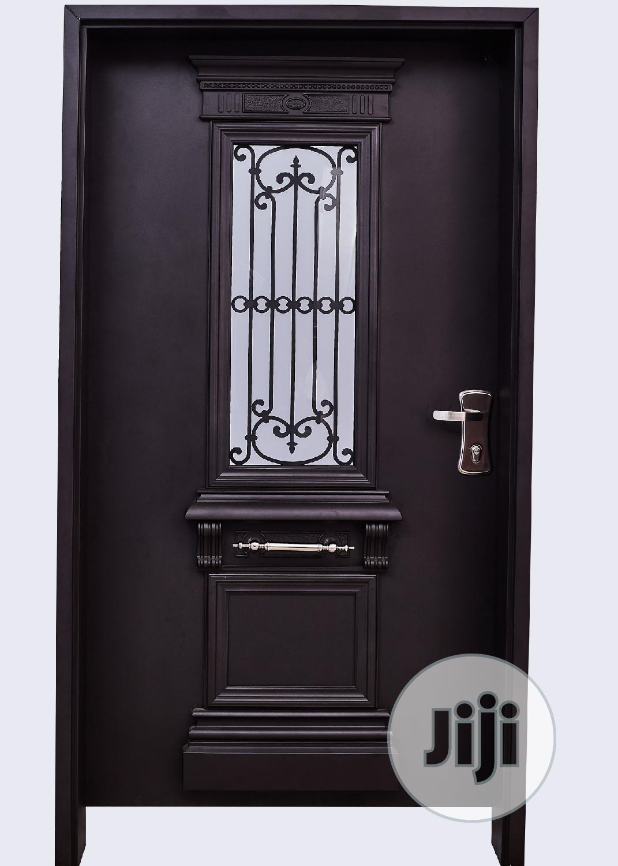 Dav002 Isreali Security Door