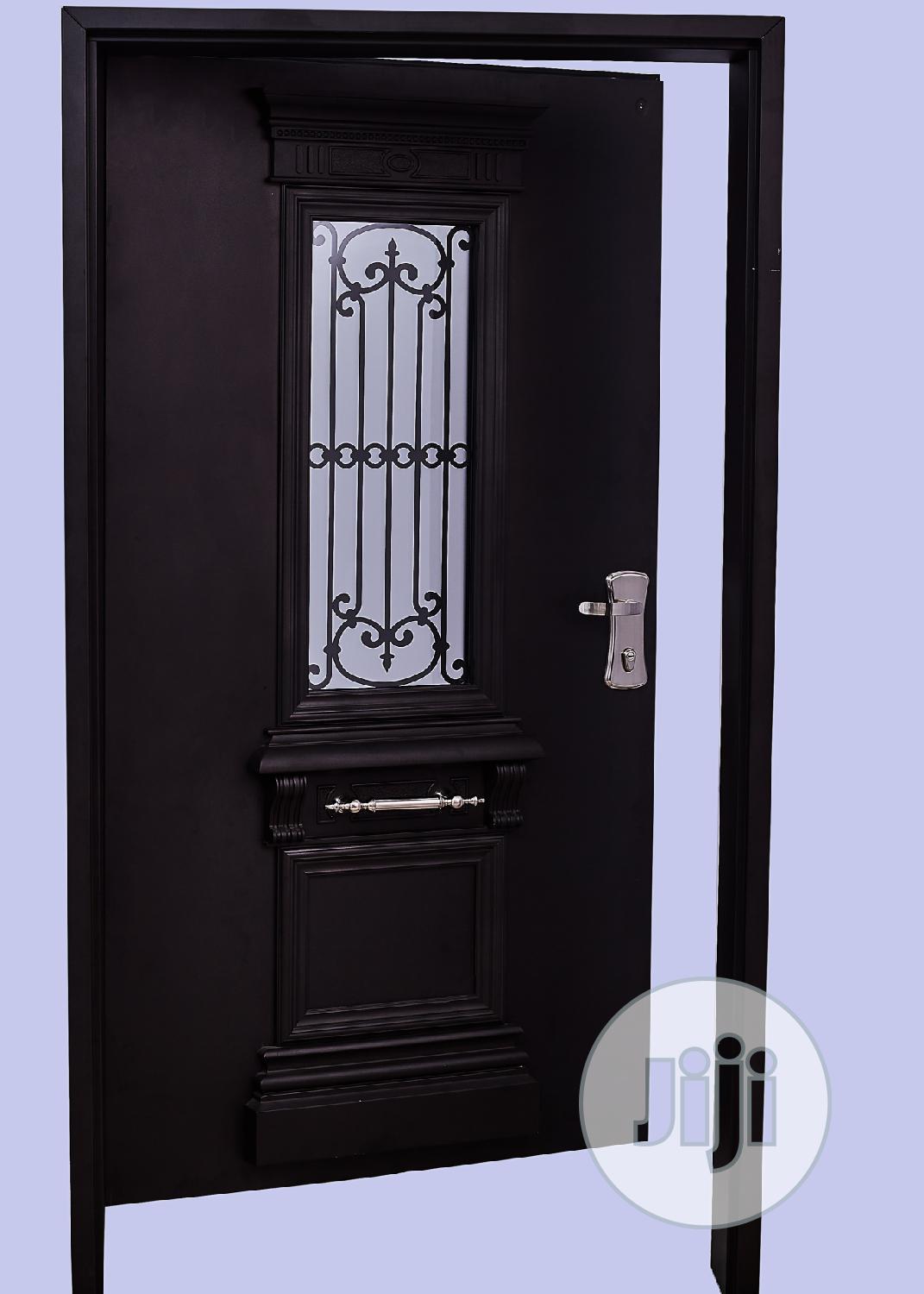 Dav002 Isreali Security Door | Doors for sale in Warri, Delta State, Nigeria