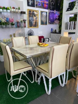 Classic Luxury Dinning Set by 6 Seaters | Furniture for sale in Lagos State, Ojo