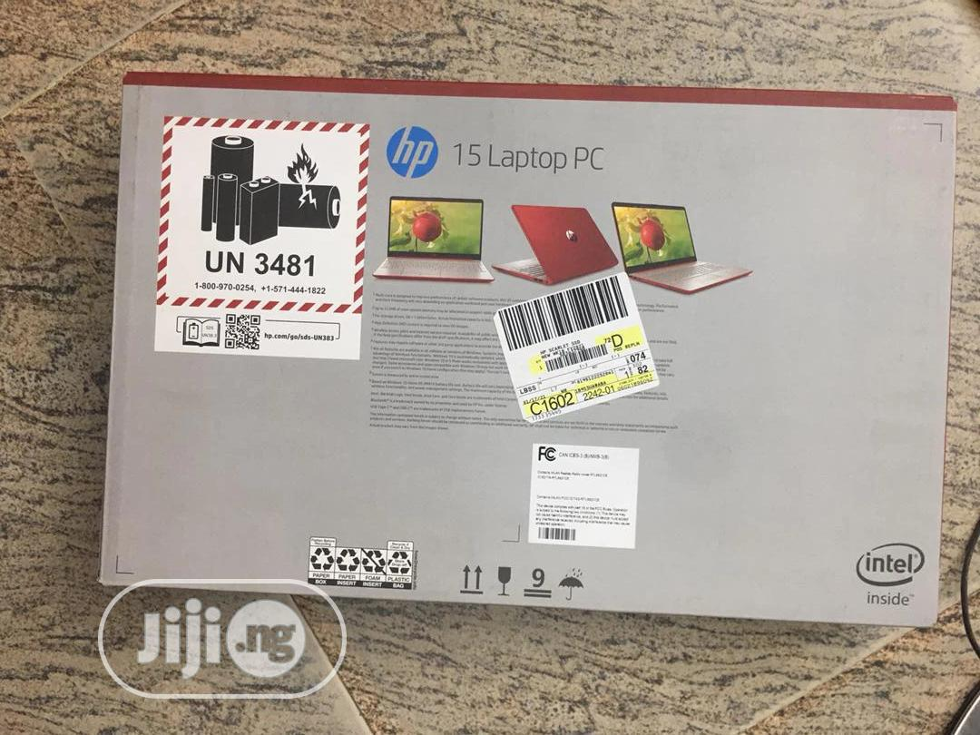 Archive: New Laptop HP 15-Ra003nia 4GB Intel Pentium SSD 128GB