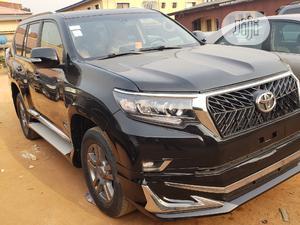 Toyota Land Cruiser Prado 2014 Black | Cars for sale in Lagos State, Ikeja