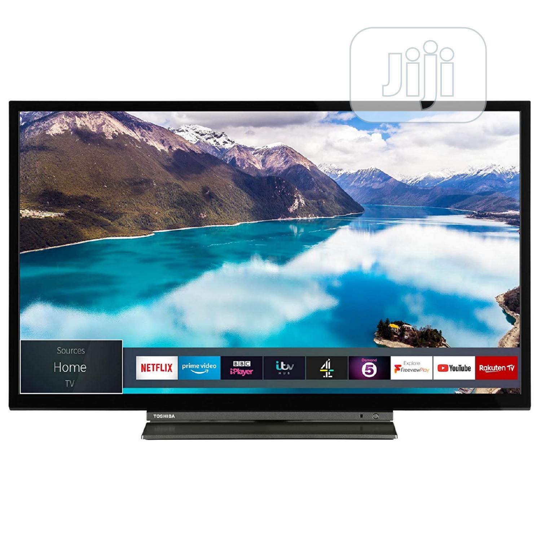 43 Inch Toshiba Smart UHD LED TV - London Used