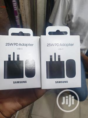 25W PD Adapter Charger   Accessories & Supplies for Electronics for sale in Lagos State, Ikeja