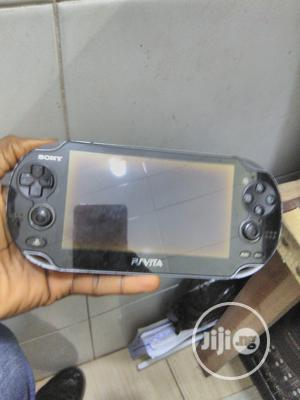 Ps Vita With 32gb Memory and Fifa13 Cartridge | Video Games for sale in Akwa Ibom State, Uyo