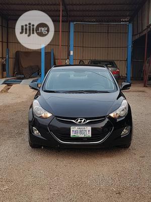 Hyundai Elantra 2013 Black   Cars for sale in Abuja (FCT) State, Garki 2