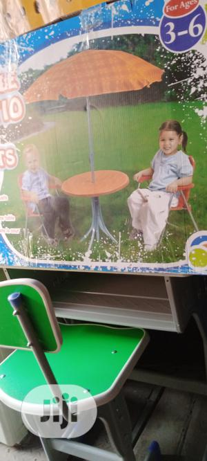 Children Table and Chair | Children's Furniture for sale in Lagos State, Ilupeju
