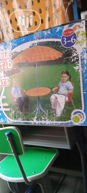 Children Table and Chair | Children's Furniture for sale in Lagos State, Ikotun/Igando