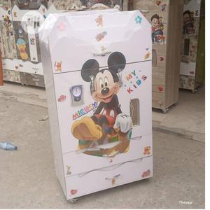 Baby Wooden Wardrobe | Children's Furniture for sale in Lagos State, Lagos Island (Eko)