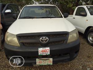 Toyota Hilux 2009 White | Cars for sale in Abuja (FCT) State, Kubwa
