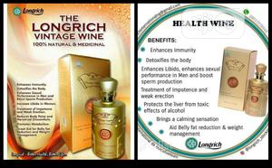 Vintage Wine   Vitamins & Supplements for sale in Lagos State, Ojo