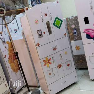 White Baby Wardrobe   Children's Furniture for sale in Lagos State, Ikorodu