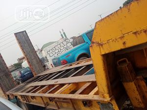 This Is 37 Ton Lowbed Tokunbo | Trucks & Trailers for sale in Lagos State, Isolo