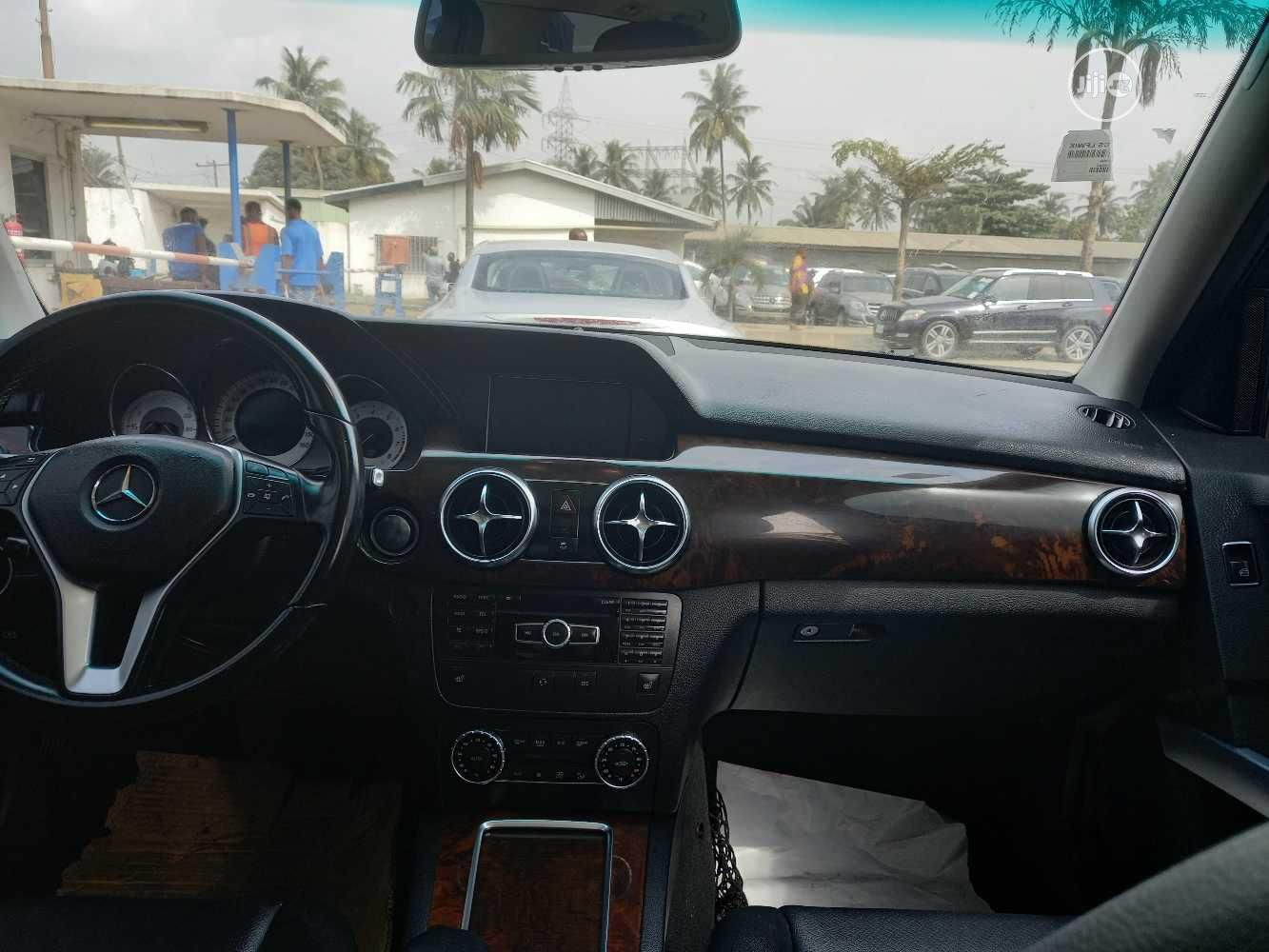 Mercedes-Benz GLK-Class 2013 Gray | Cars for sale in Apapa, Lagos State, Nigeria
