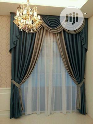 Quality Curtains From Excellent Interiors.   Home Accessories for sale in Lagos State, Ojo
