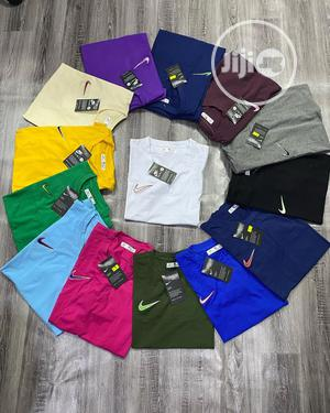 Round Neck Plain Tees 100% Cotton | Clothing for sale in Lagos State, Surulere