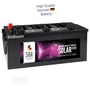 German SIGA Solar Battery   Solar Energy for sale in Lagos State, Yaba