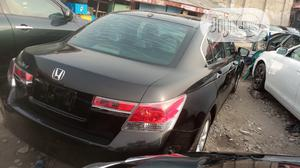 Honda Accord 2008 2.0 Comfort Automatic Black | Cars for sale in Lagos State, Apapa