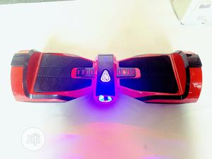 Balance Wheel Bluetooth Hoverboard Scooter | Sports Equipment for sale in Lagos State, Ikeja