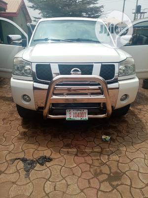Nissan Titan 2004 White   Cars for sale in Delta State, Oshimili South