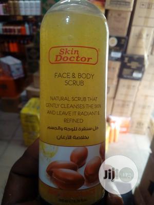 Skin Doctor Face Body Scrub   Skin Care for sale in Lagos State, Amuwo-Odofin