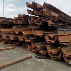 Piling Sheet | Building Materials for sale in Lagos State, Apapa