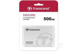 Transcend 500gb External Ssd | Computer Hardware for sale in Lagos State, Lagos Island (Eko)