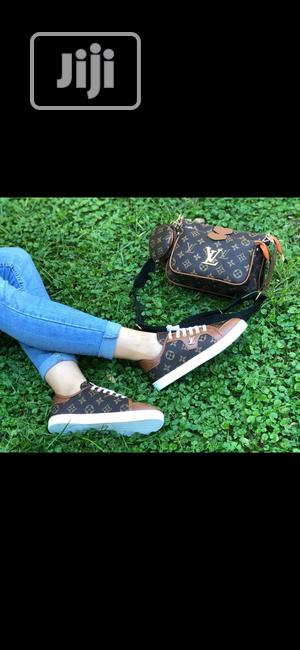 Bag and Shoe Set | Shoes for sale in Delta State, Warri