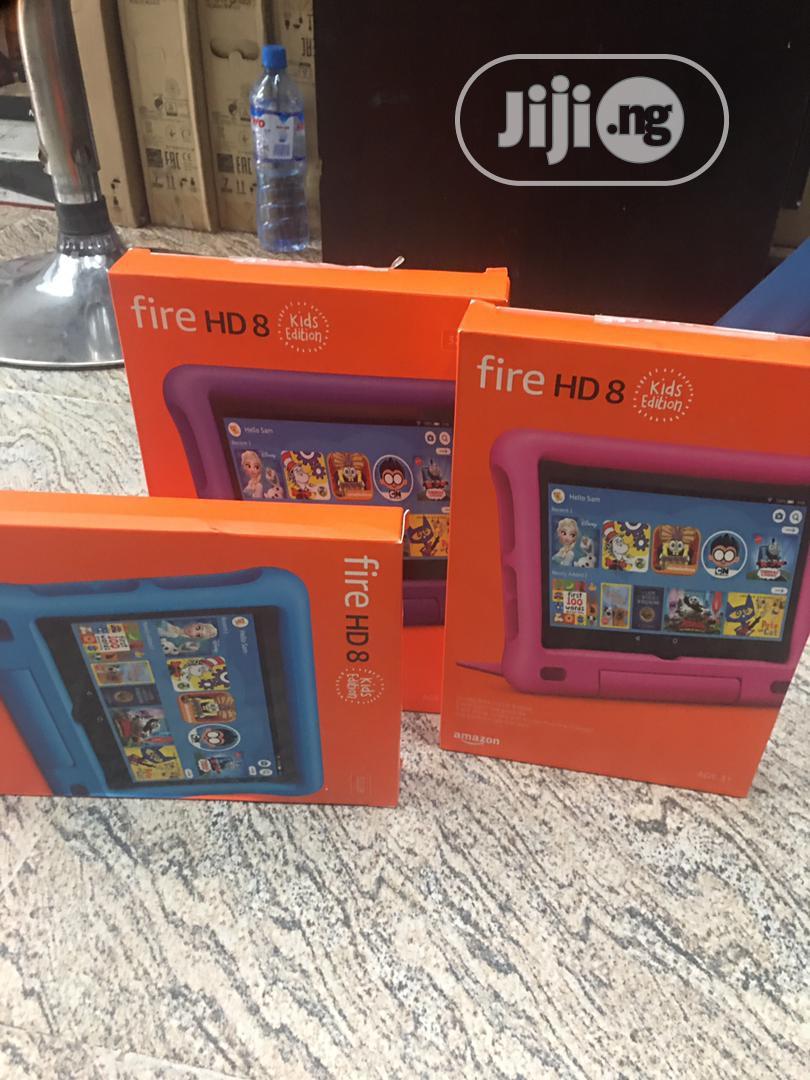 Archive: New Amazon Fire HD 8 (2020) 32 GB