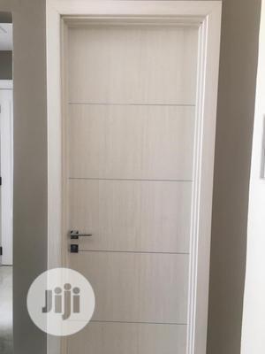 Internal HDF Wooden Door | Furniture for sale in Lagos State, Ikeja