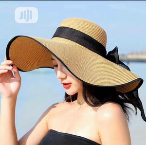 Women's Beach Straw Hat | Clothing Accessories for sale in Lagos State, Alimosho