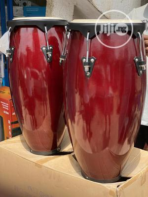 Red Conga Drum | Musical Instruments & Gear for sale in Abuja (FCT) State, Central Business District
