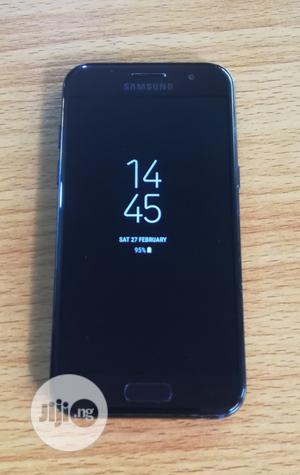 Samsung Galaxy A3 Duos 16 GB Black | Mobile Phones for sale in Lagos State, Mushin
