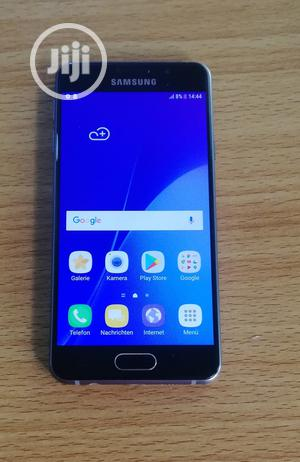 Samsung Galaxy A3 16 GB Black | Mobile Phones for sale in Lagos State, Mushin