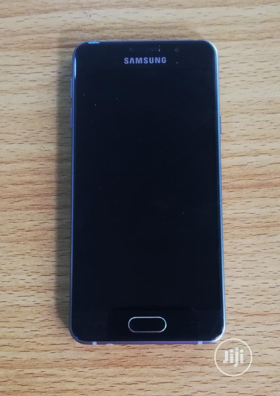 Samsung Galaxy A3 16 GB Black   Mobile Phones for sale in Mushin, Lagos State, Nigeria