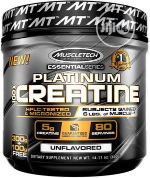 Muscletech Platinum Creatine Powder   Vitamins & Supplements for sale in Lagos State, Lekki