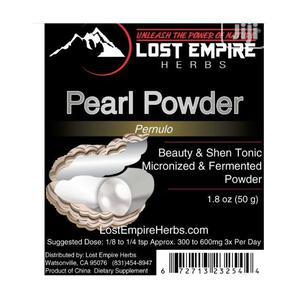 Lost Empire Herbs Pearl Powder (50 Grams)   Vitamins & Supplements for sale in Lagos State, Amuwo-Odofin