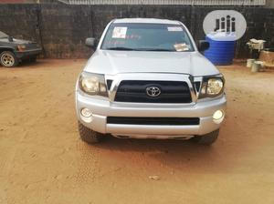 Toyota Tacoma 2006 Regular Cab Silver | Cars for sale in Lagos State, Ogudu