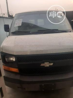 Chevrolet Express 2005 White | Buses & Microbuses for sale in Lagos State, Ikeja
