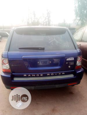Land Rover Range Rover Sport 2010 HSE 4x4 (5.0L 8cyl 6A) Purple | Cars for sale in Enugu State, Enugu